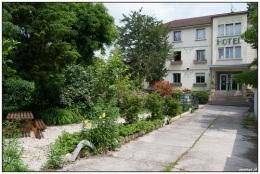 Entrée Hôtel des Allées Dijon