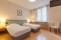 Suite avec deux lits séparés