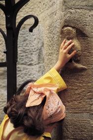 La Chouette Monument et porte bonheur de Dijon